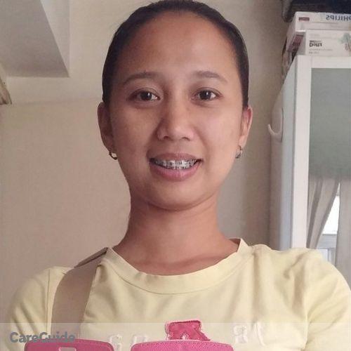 Canadian Nanny Provider Riciel Caseserano's Profile Picture