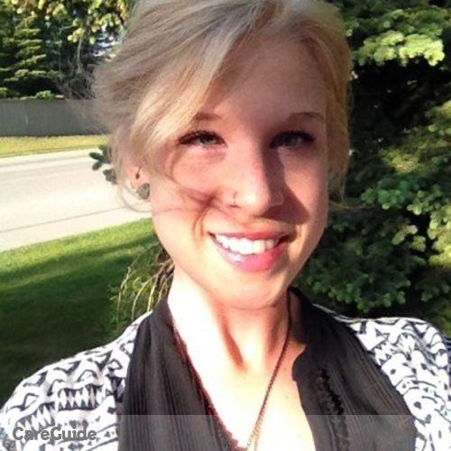 Canadian Nanny Provider Janice W's Profile Picture
