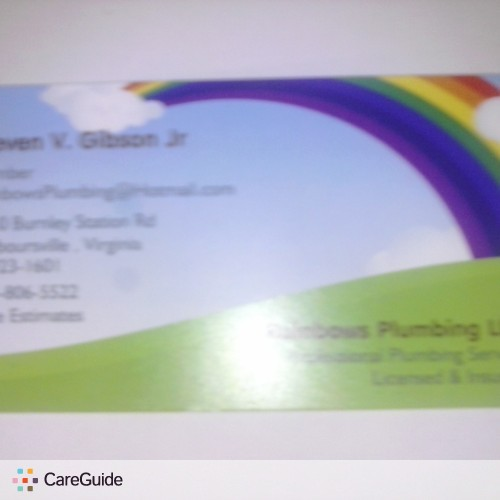 Plumber Provider Steven Gibson's Profile Picture