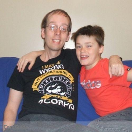 Canadian Nanny Provider Thomas Baer's Profile Picture