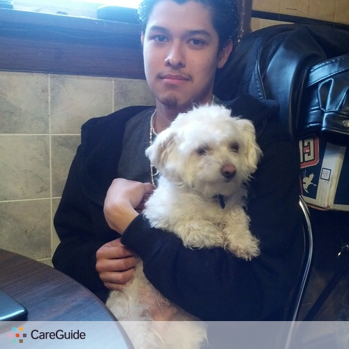 Pet Care Provider Marco Villalobos's Profile Picture