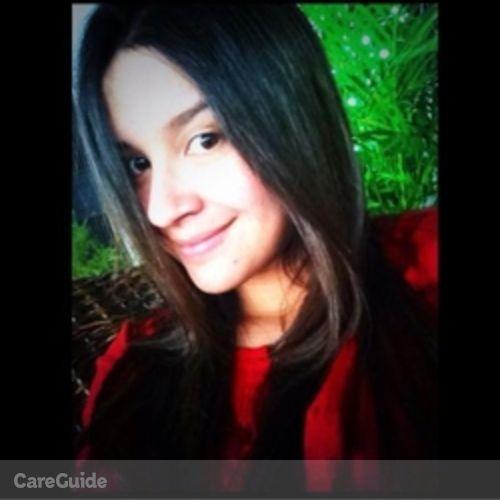 Canadian Nanny Provider Isabella Mata's Profile Picture