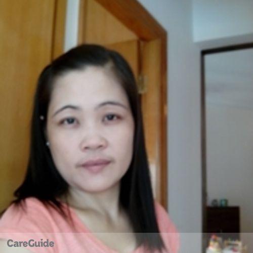 Canadian Nanny Provider Maribel Bautista's Profile Picture