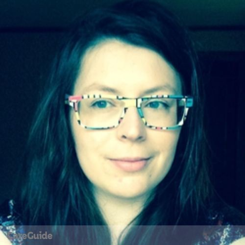 Canadian Nanny Provider Aleksandra Swatek's Profile Picture