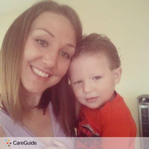 Child Care Provider Ashley Thompson's Profile Picture