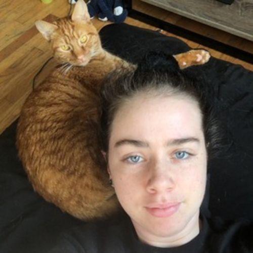 Pet Care Provider Sydney M's Profile Picture