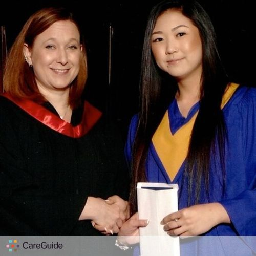 Child Care Provider Yena Kim's Profile Picture