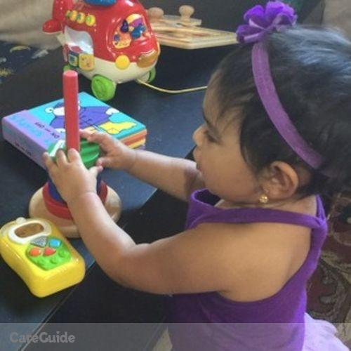 Child Care Provider Saba R's Profile Picture