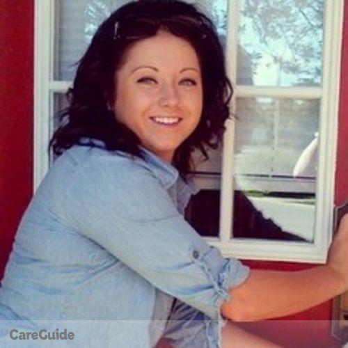 Canadian Nanny Provider Kristi Toth's Profile Picture