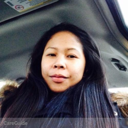 Canadian Nanny Provider Marjoie Abdulgapul's Profile Picture