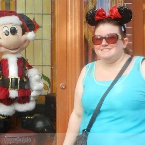 Canadian Nanny Provider Ashlee H's Profile Picture