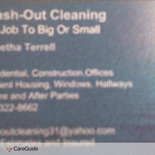 Housekeeper Provider Tabetha T's Profile Picture