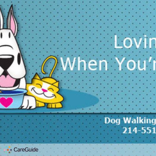 Pet Care Provider Kristin Watson's Profile Picture