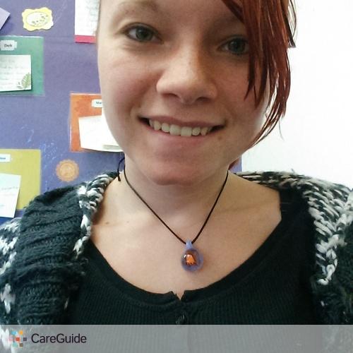Child Care Provider Suzie H's Profile Picture
