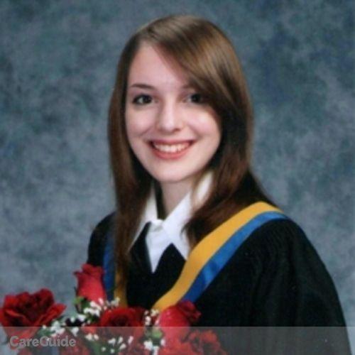 Canadian Nanny Provider Megan Maloney's Profile Picture