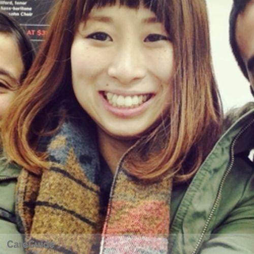 Canadian Nanny Provider Yoko F's Profile Picture