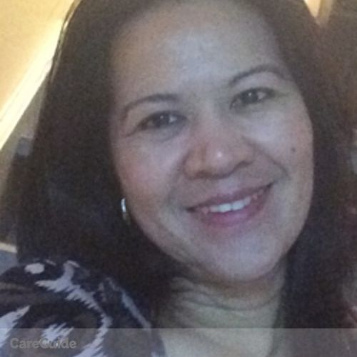 Canadian Nanny Provider Maryjean Flores's Profile Picture