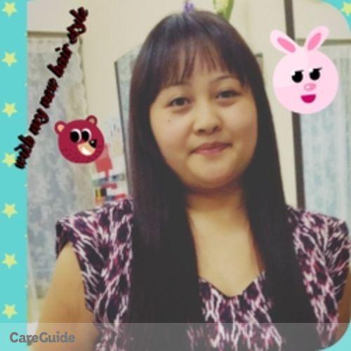 Canadian Nanny Provider Choki Wangmo's Profile Picture