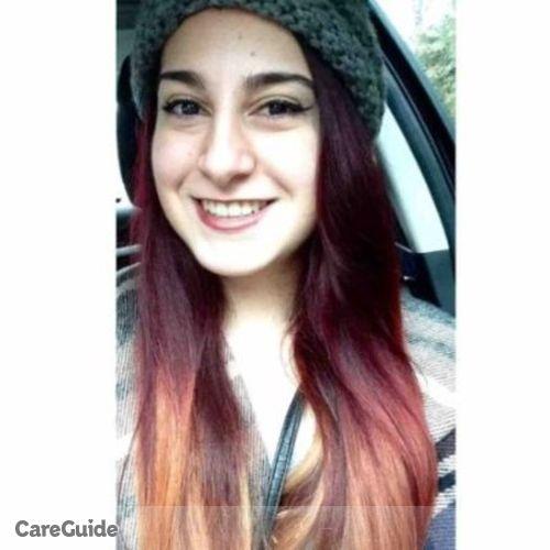 Canadian Nanny Provider Alicia Tghlian's Profile Picture