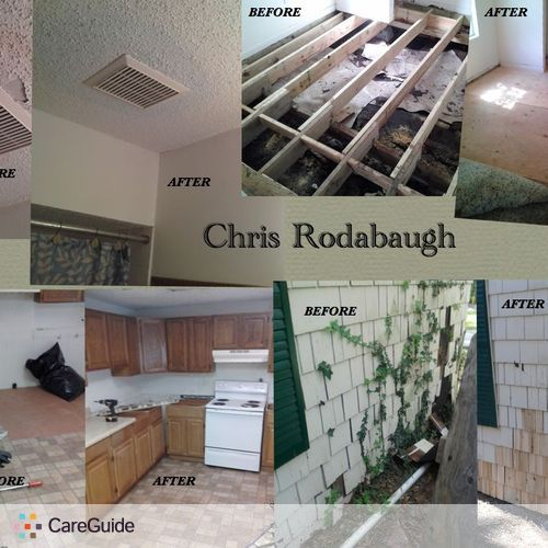 Handyman Provider Chris Rodabaugh's Profile Picture