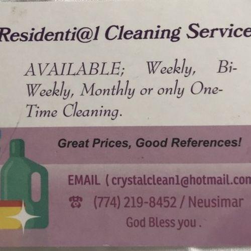 Housekeeper Provider Neusimar B Gallery Image 1