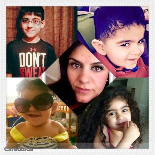 Child Care Provider Amira H's Profile Picture