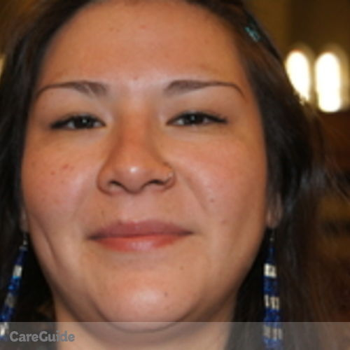 Canadian Nanny Provider Andrea Pitawanakwat's Profile Picture