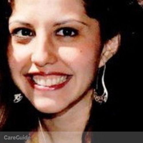 Canadian Nanny Provider Pamela Burmester Yañez's Profile Picture
