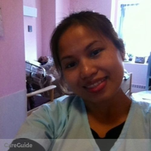 Canadian Nanny Provider Emely Balandan's Profile Picture