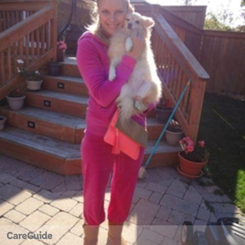 Canadian Nanny Provider Katie Ivashenko's Profile Picture