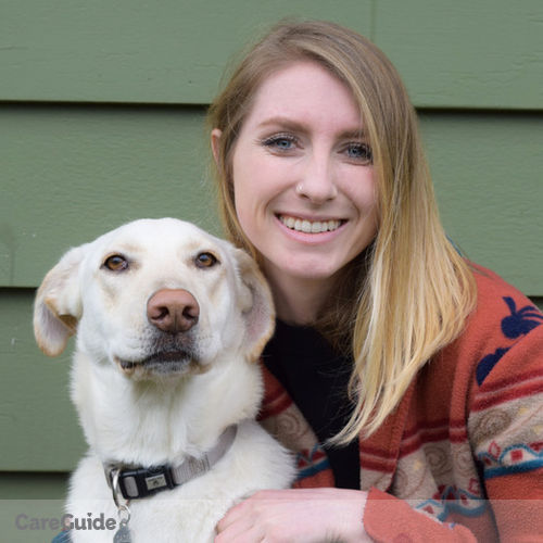 Pet Care Provider Melanie Barber's Profile Picture