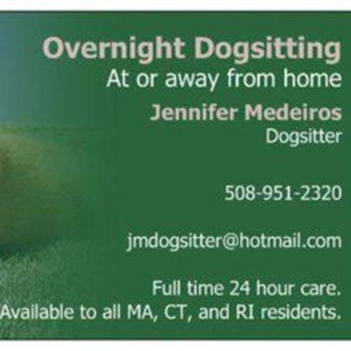 Pet Care Provider Jennifer Medeiros Gallery Image 1