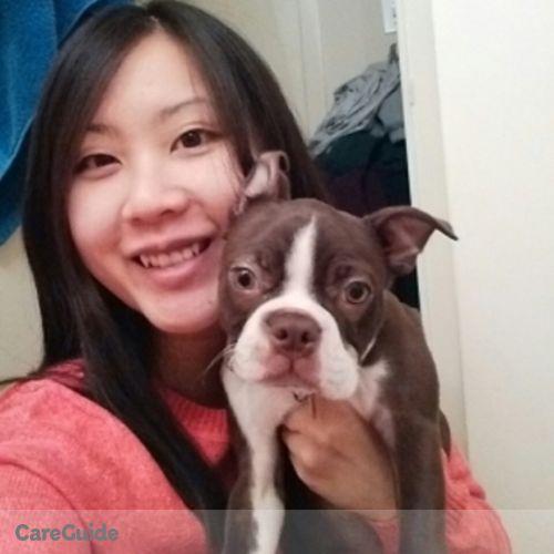 Pet Care Provider Amanda Tan's Profile Picture