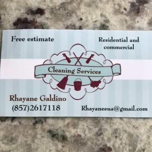 Housekeeper Provider Rhayane Galdino's Profile Picture