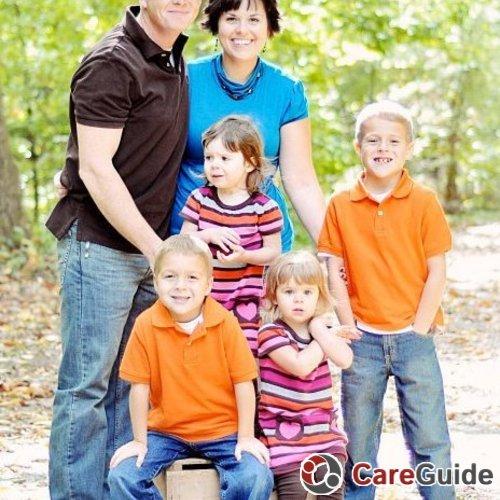 Child Care Provider ashley cheney's Profile Picture