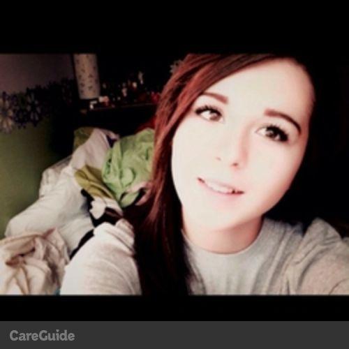 Canadian Nanny Provider Mikaela Hunt's Profile Picture
