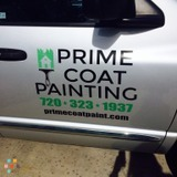 Painter in Longmont