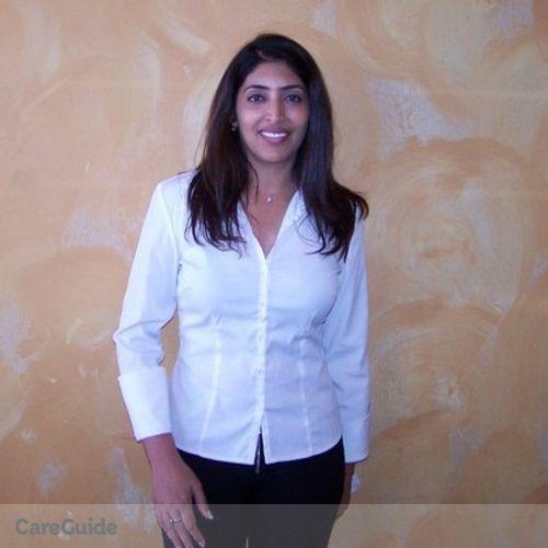 Canadian Nanny Job Sunita Ahuja's Profile Picture