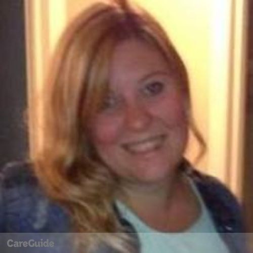 Canadian Nanny Provider Abby Clarkin's Profile Picture