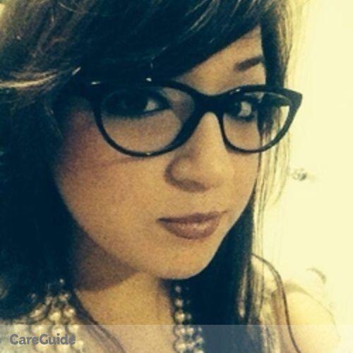 Canadian Nanny Provider Ana Cristina A's Profile Picture