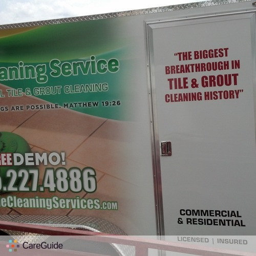 Housekeeper Provider LMN Cleaning Service Rangel's Profile Picture