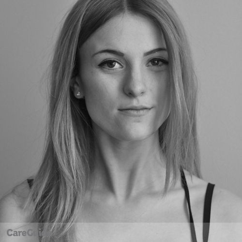 Canadian Nanny Provider Mikaela Brough's Profile Picture