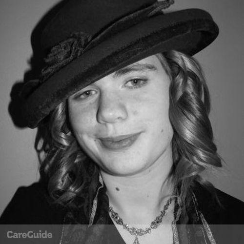 Canadian Nanny Provider Kodi Organ's Profile Picture