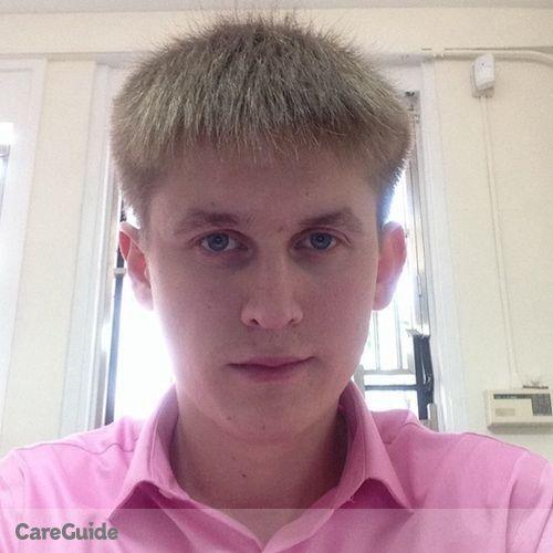 Child Care Provider Irek Khayretdinov's Profile Picture
