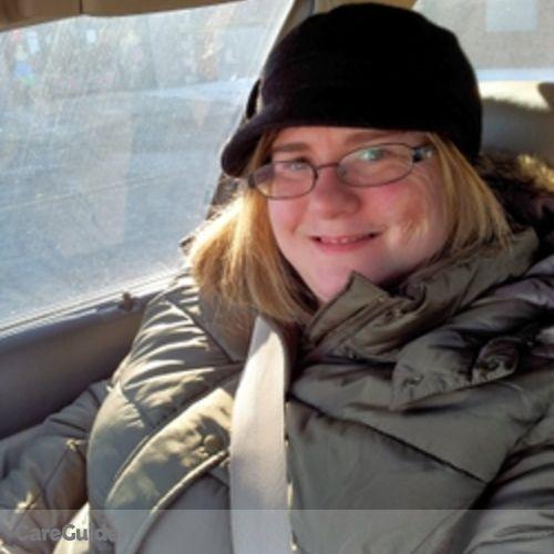 Canadian Nanny Provider Jenn's Profile Picture
