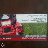 Family Friendly Lawn Care!