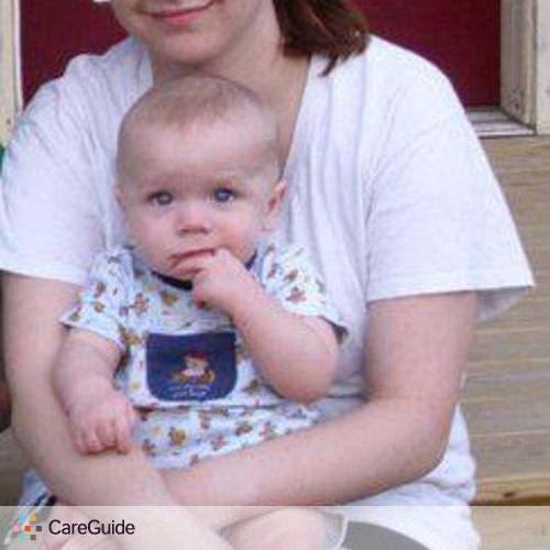 Child Care Provider Brittany Moore's Profile Picture