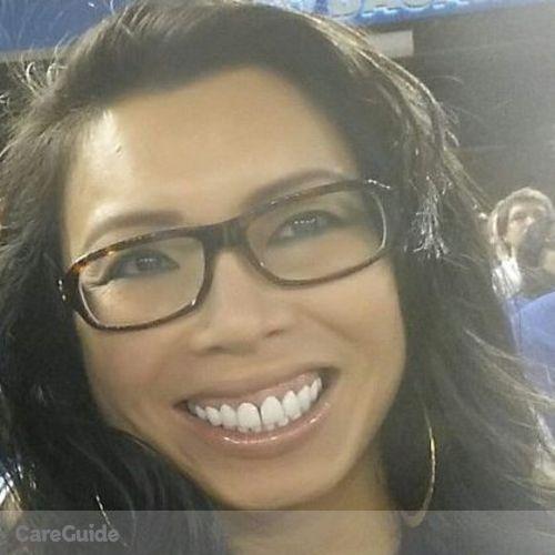 Canadian Nanny Provider Sheila Tran's Profile Picture