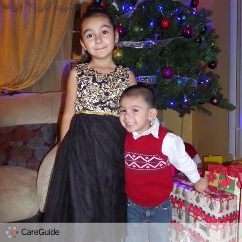 Child Care Job Violeta R's Profile Picture