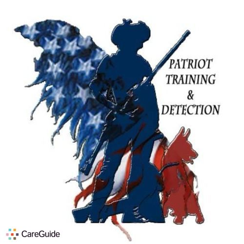 Pet Care Provider Patriot Training and Detection's Profile Picture